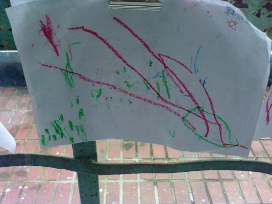 画糖果-<IMG>上一张下一张查看原图照片礼物 相片标题:2010.9.14幼儿园画