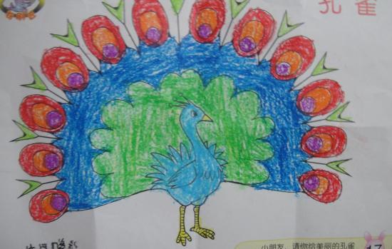 孔雀   可爱的美羊羊   爸爸妈妈去春游   这是晨曦在幼儿