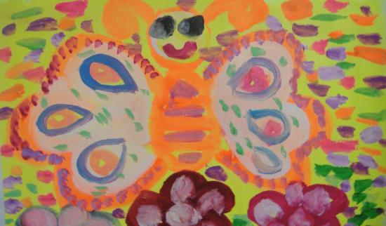 蝴 蝶   二、涂色和简笔画   孔雀   可爱的美羊羊   爸爸