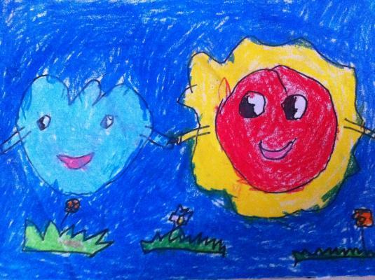 儿童画画学习_如何学习画画
