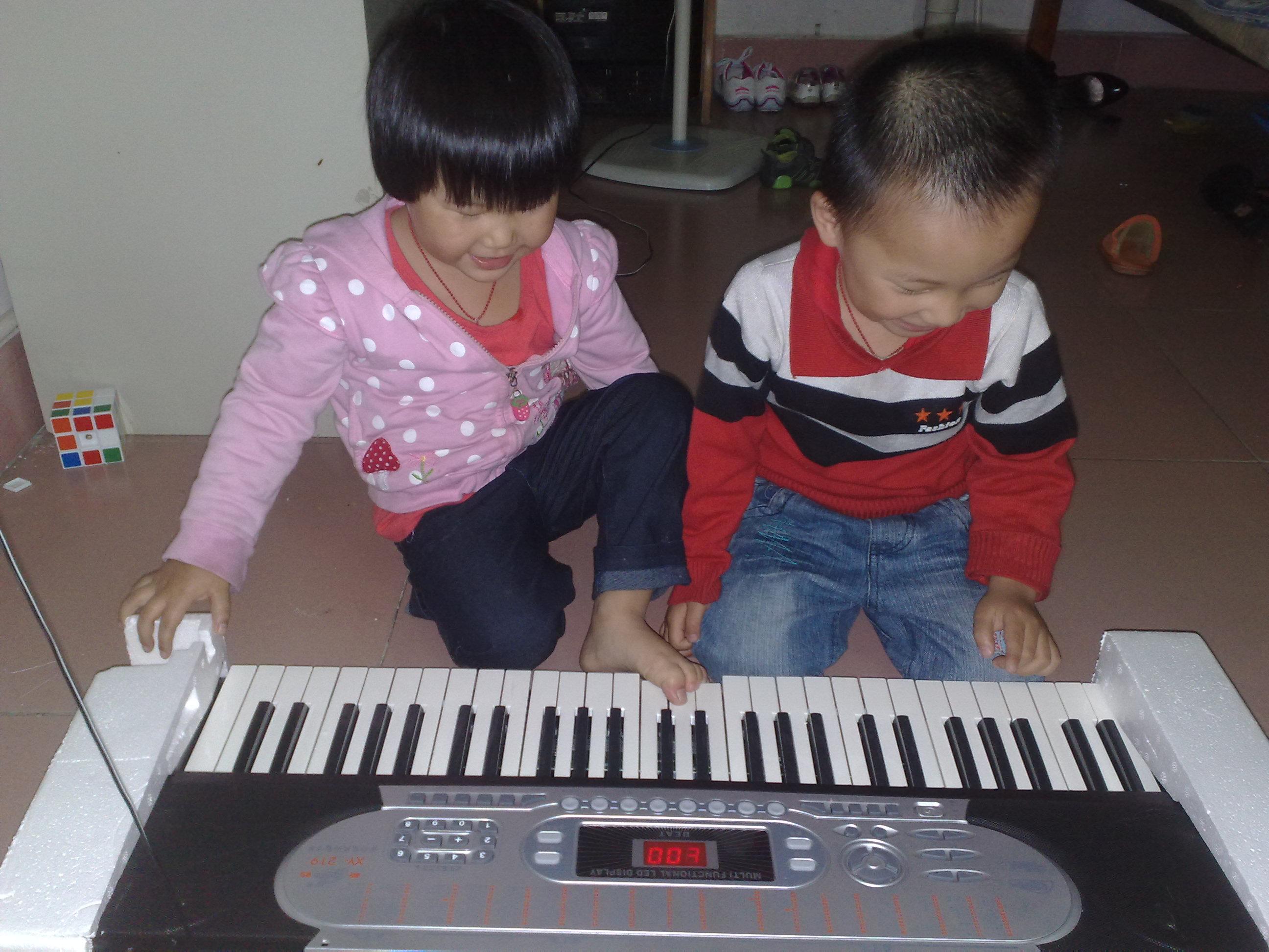 我的快乐就是想你电子琴歌谱