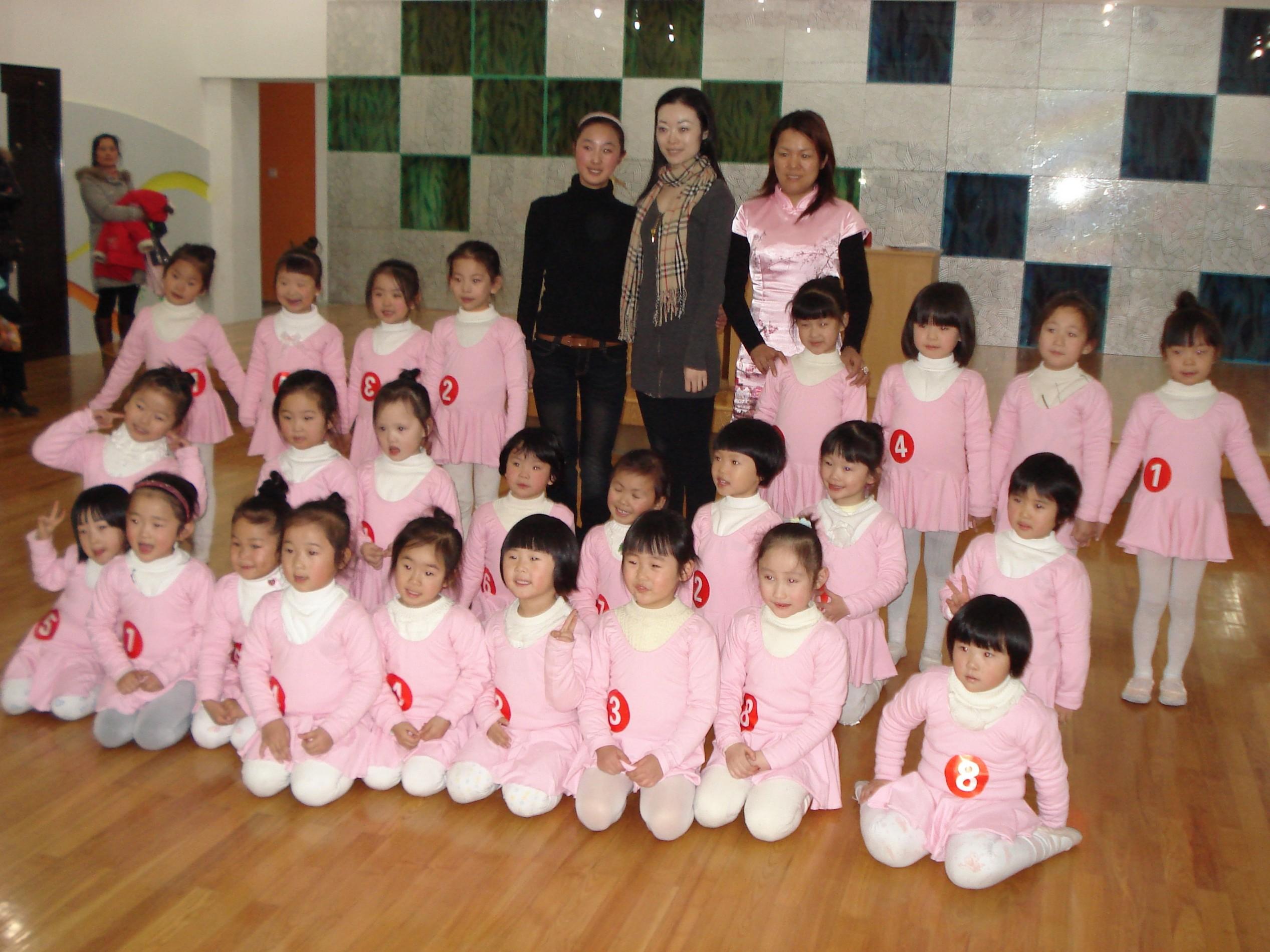 第一次舞蹈考级 - 成长日记 - 快乐的宜清