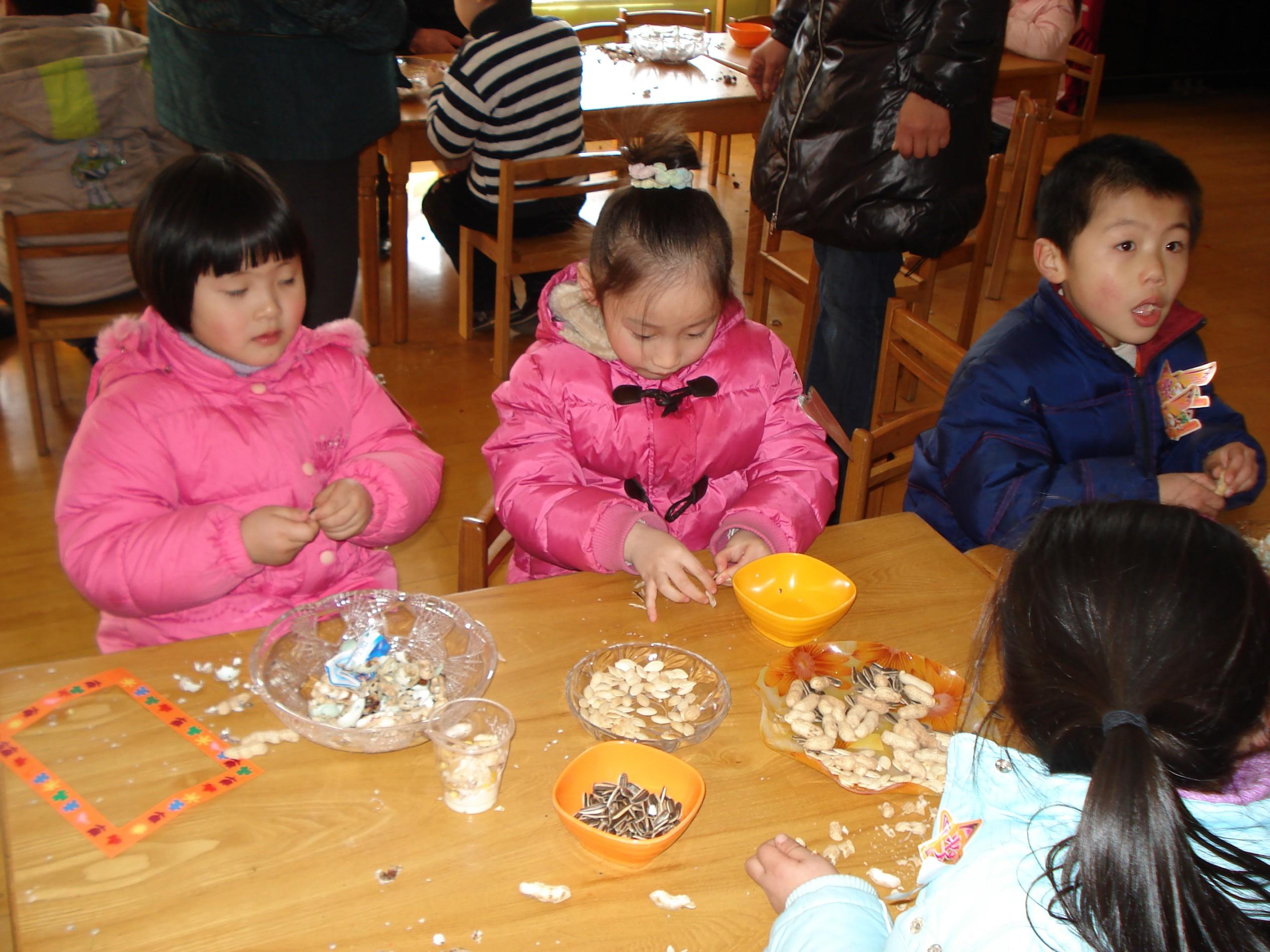 幼儿园迎新年亲子活动