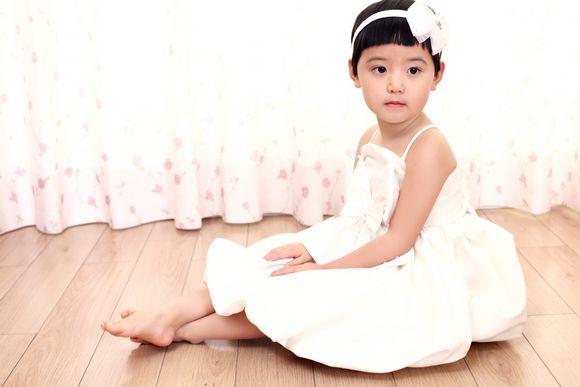 小女婴儿图片可爱