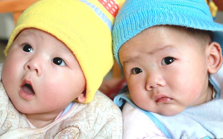 我们是龙凤胎兄妹 - 成长日记 - 我们是龙凤胎兄妹