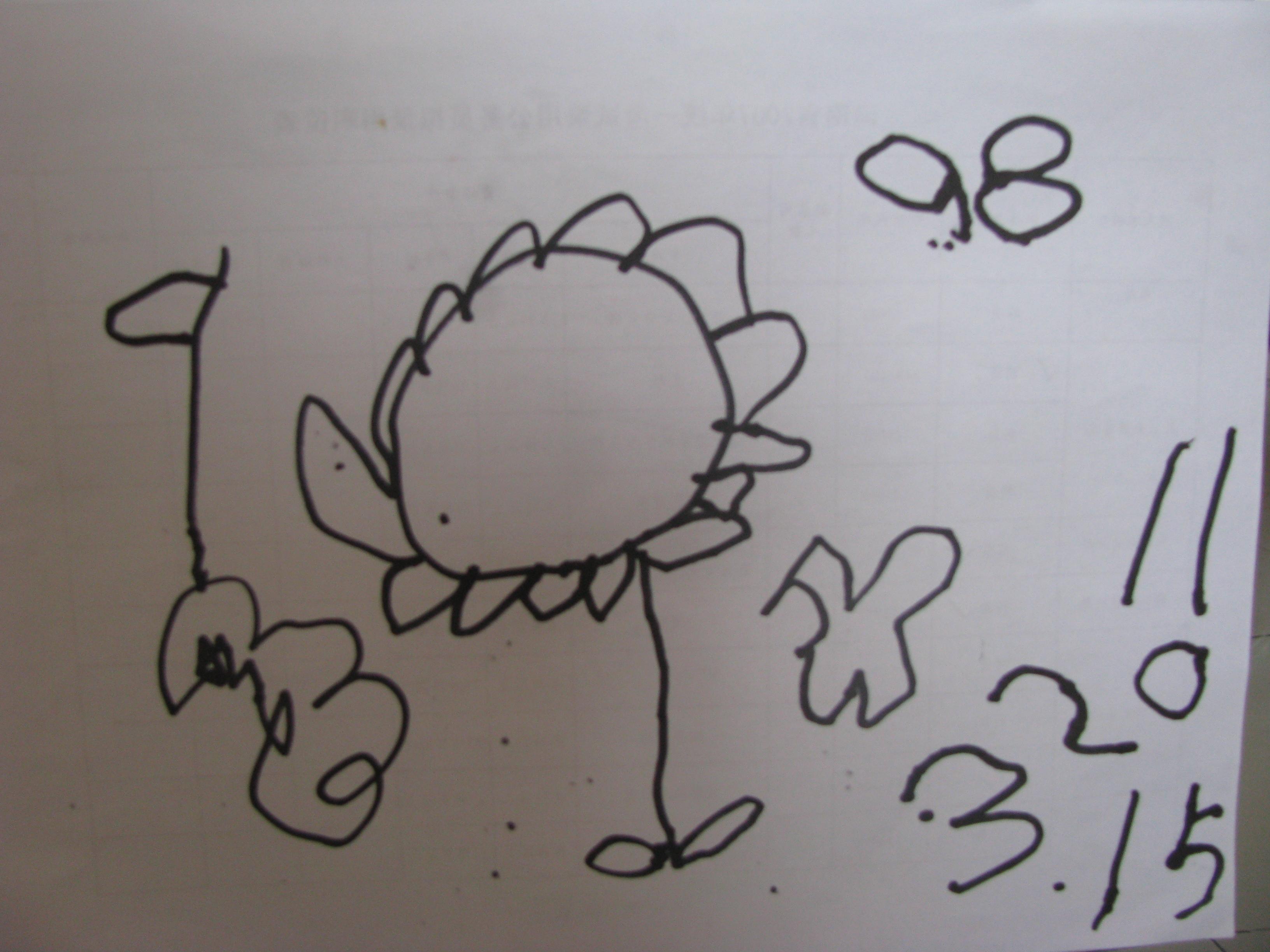 原来教小朋友画画这么简单,教你轻松绘画熊爸爸,很实用!