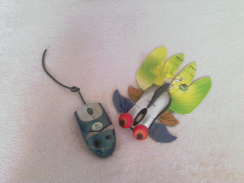 """""""变废为宝""""手工制作大赛,就是用家里的废旧物品做出各种小动物的形状."""